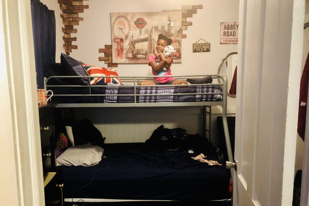 Airbnb Bunk Bed