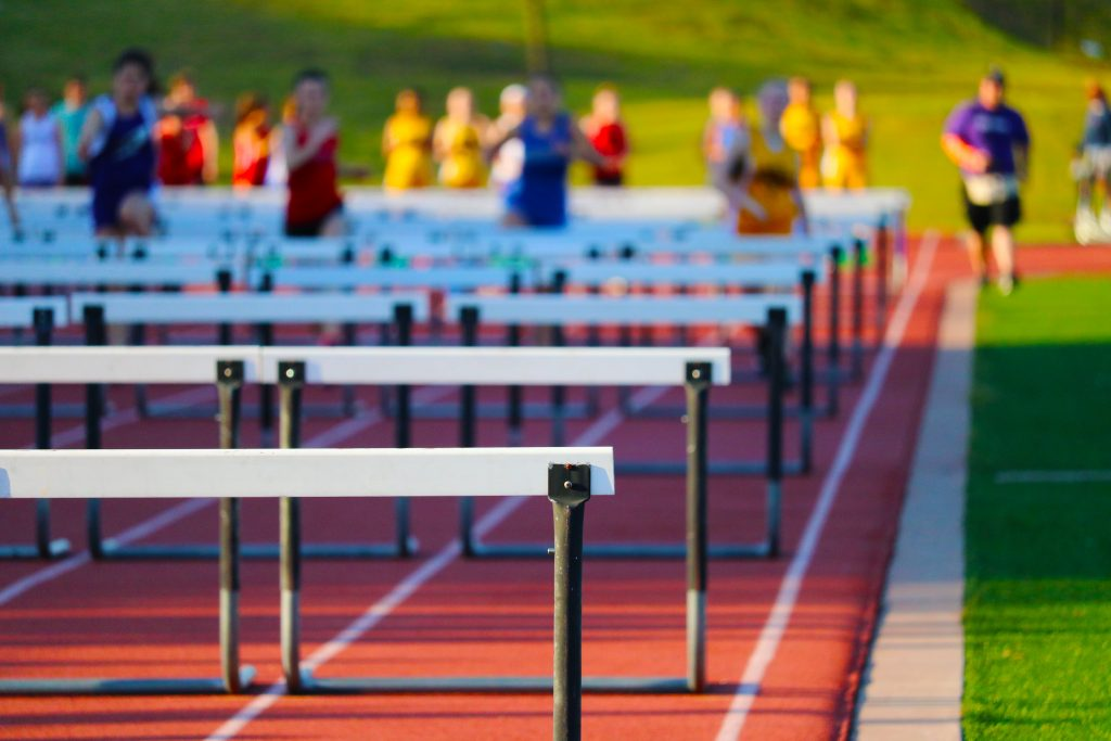 Don't be a hurdle to your own success